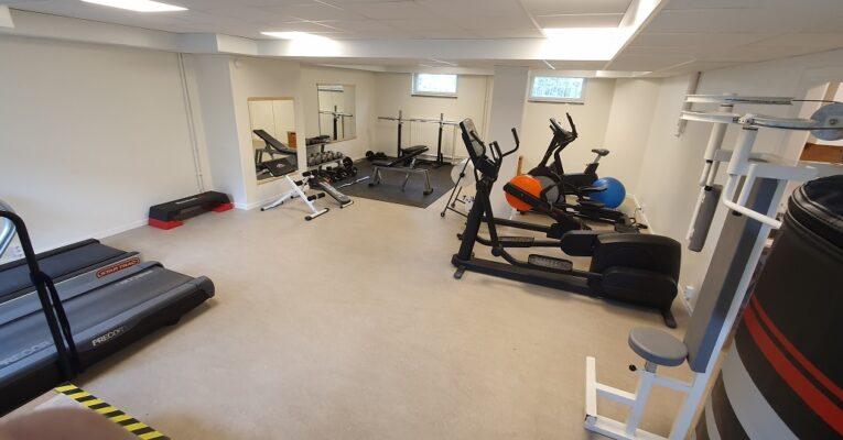 Nya gymmet öppnar på onsdag den 15 september